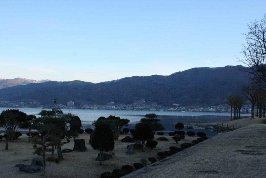 長野県 上諏訪温泉 で クリーンライブ